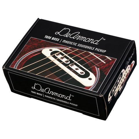 Dearmond Tone Boss Magnetic Soundhole Pickup