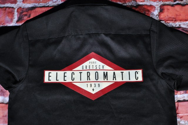 Gretsch Workshirt Electromatic Medium