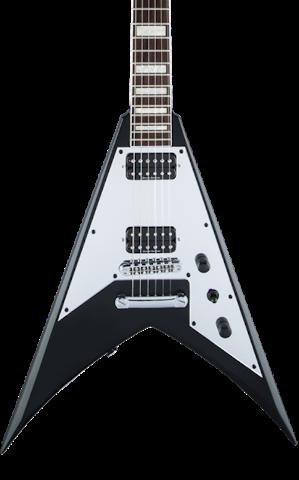 Jackson Scott Ian King V KVXT Black Guitar