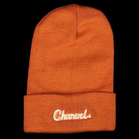 Charvel Logo Beanie Orange