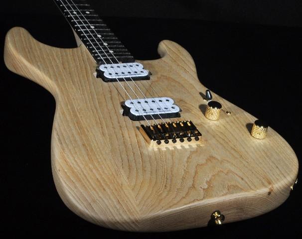 Charvel SD1 HH HT Hard Tail Pro Mod  San Dimas Ash Guitar