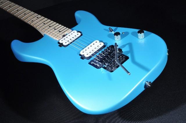 Charvel SD1 HH FR Pro Mod  San Dimas Guitar Matte Blue Frost