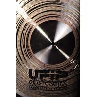 """UFiP Extatic Series 18"""" Crash Cymbal Light"""