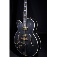 Gretsch G5191BKLH Lefty Tim Armstrong Satin Black Guitar