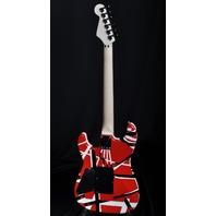EVH Stripe Series Red/Black/White Electric Guitar