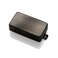 EMG 85-X METALWORKS ACTIVE HUMBUCKER BRUSHED BLACK CHROME PICKUP