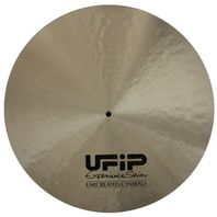 """UFiP Experience Series 20"""" Flat Ride Cymbal FREE WORLDWIDE SHIPPING"""