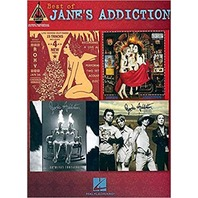 Best of Jane's Addiction (2004, Paperback)