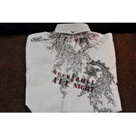 FENDER BY INVITATION ONLY WORKSHIRT WHITE MEDIUM
