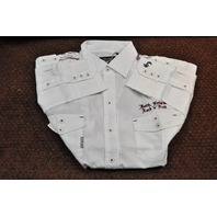 FENDER BY INVITATION ONLY WORKSHIRT WHITE SMALL
