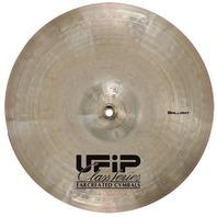 "UFiP Exp. Series 14"" Brilliant Crash Cymbal 704g.‰ FREE WORLDWIDE SHIPPING‰"