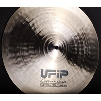 "UFiP Experience Series 13"" Samba Splash Cymbal ‰FREE WORLDWIDE SHIPPING‰"
