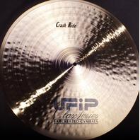 """UFiP Class Series 21"""" Crash Ride Cymbal"""