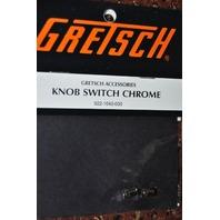 Gretsch  Knob Switch Chrome 2-Pack