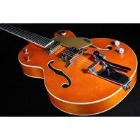 Gretsch G6120SSLVO NV  VO LQ Brian Setzer Nashville Electric Guitar  W/Hardshell case