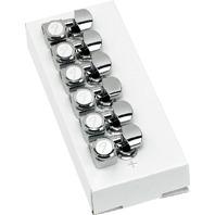 Fender Genuine Locking Guitar Tuners Chrome  PN 0990818100