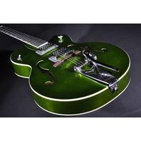 GRETSCH G6120SH GREEN SPARKLE BRIAN SETZER HOT ROD NEW EDITION