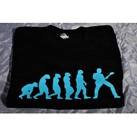 STREETSOUNDS EST 1988 EVOLUTION TEE MEDIUM