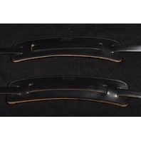 Gretsch Skinny Leather Guitar Strap Black New (2 Pack)