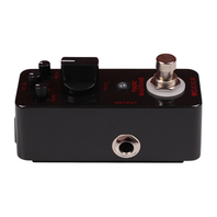 MOOER MICRO RAGE MACHINE METAL DISTORTION PEDAL MMD2-U