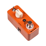 MOOER NINETY ORANGE ANALOG PHASER PEDAL MPH1-U