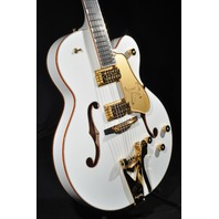 GRETSCH G6136T-WHT WHITE FALCON GUITAR PLAYERS EDITION