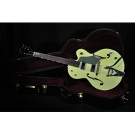 Gretsch G6118T-60VS Vintage Select Anniversary 2-Tone Smoke Green Guitar W/Bigsb