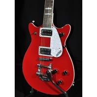 Gretsch G5441T Double Jet Firebird Red DC Electromatic Guitar