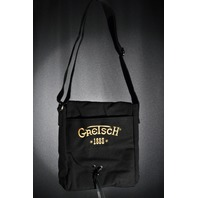 Gretsch Canvas Shoulder Strap Utility Bag 1883 Logo Lmt Edition