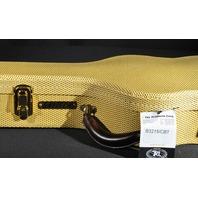 Gretsch  G6276 Premium Tweed Hardshell Case For Solid Body Gretsch (Broken Latch)