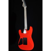 Charvel SD1 Pro Mod  San Dimas SD1 2H Floyd Rose Rocket Red Guitar