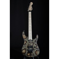 Charvel  Pro Mod Warren Demartini Signature Snake Guitar