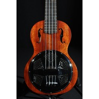 Gretsch G9112 Resonator Ukulele W/Gig Bag
