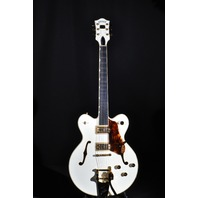 Gretsch G6609TG VIintage White Broadkaster Guitar Mint 2018