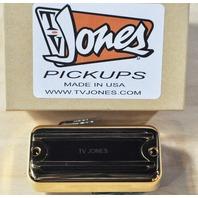 Tv Jones Thunder'Blade Gold Bridge Bass Pickup (TBB-UVGLD)