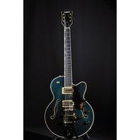 Gretsch G6659TG Cadillac Green JR Players Edition Broadkaster Guitar