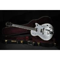 Gretsch G6129T-59VS Vintage Select Sparkle Silver Jet Guitar