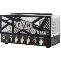 Evh 5150 III LBXII 15 Watt  Lunchbox Tube Amplifier Head W/Footswitch