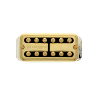 Tv Jones Ray Butts Ful-Fidelity Filter'Tron Paf Gold Bridge Guitar Pickup (RBB-OMGLD-PAF)