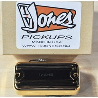 Tv Jones Thunder'Blade Gold Neck Bass Pickup (TBN-UVGLD)