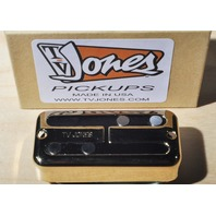 Tv Jones Thunder'Mag Gold Bridge Bass Guitar Pickup TMB-UVGLD