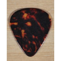 GRETSCH 351 CELLULOID TORTOISE SHELL THIN GUITAR PICKS 144 PICKS (1-GROSS)