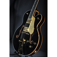 Gretsch G6136T-BLK Players Edition Black Falcon Mint Hardshell Included 2018
