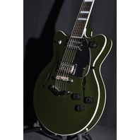 Gretsch G2655 Streamliner Center Block Jr Torino Green Guitar 2018