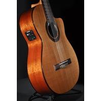 Cordoba C5 CE  Acoustic/Electric Guitar W/Gig Bag