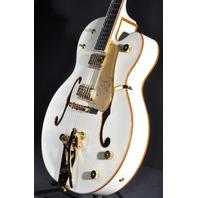 Gretsch G6136T-59VS Vintage Select White Falcon Guitar New W/Hardshell
