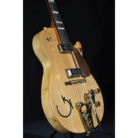Gretsch USA Custom Shop Brooklyn Reclaimed Wood Duo Jet Guitar #1