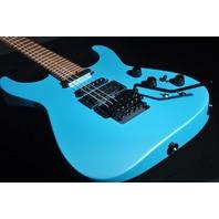 Jackson USA PC1 Phil Collen Signature Guitar Matte Blue Frost W/Hardshell Case N