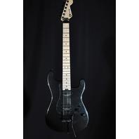 Charvel SC1 Pro Mod  SO-CAL SC1 2H Floyd Rose Metallic Black Guitar