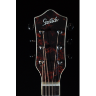 Gretsch G9531 Style 3 Double O  Grand Concert Acoustic Guitar Appalachia Cloudburst